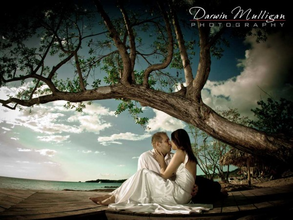 Jamaica destination wedding