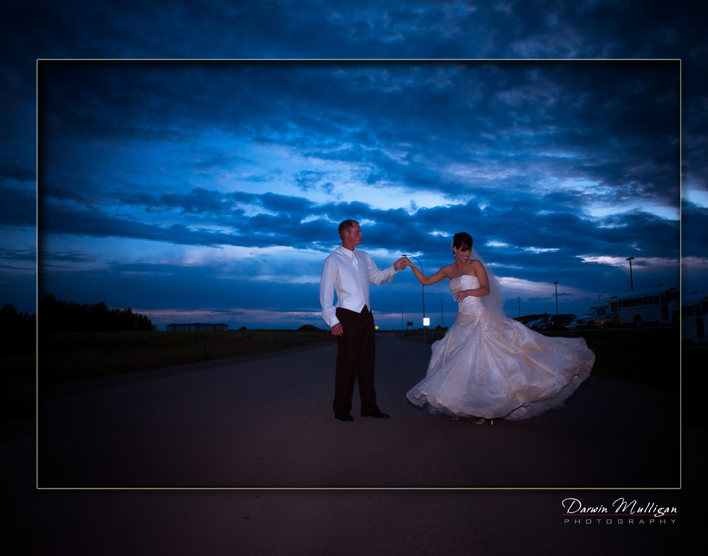 Edmonton wedding at River Cree