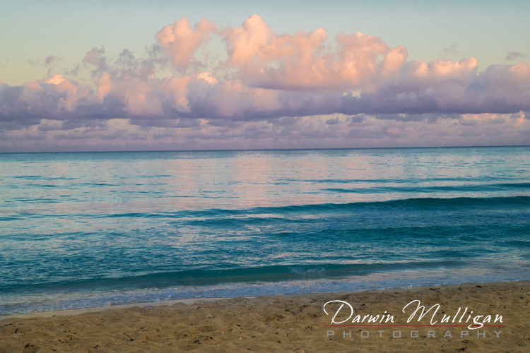 Early-morning-at-the-ocean-beach-Varadero-Cuba