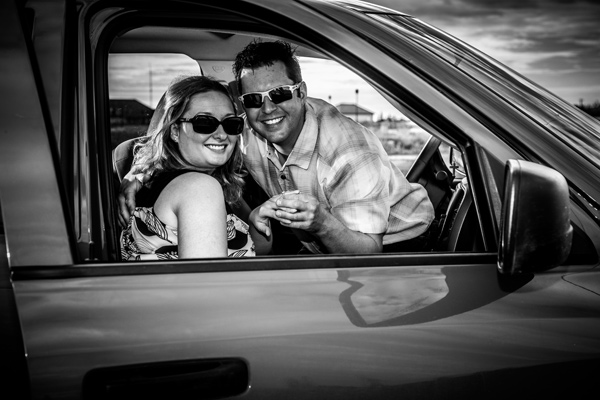 Edmonton and Beaumont engagement photography